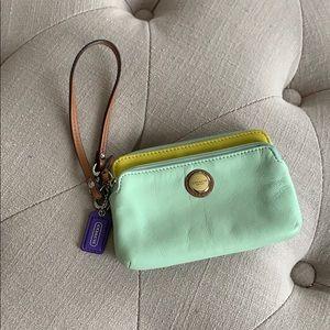 Coach wallet wristlet!